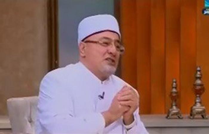 """خالد الجندى: الزوجة فى بيتها معينة بعقد مؤقت تخرج بكلمة """"أنتى طالق"""""""