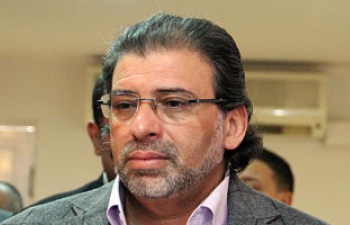 خالد يوسف: حسمت مقعد دائرة كفر شكر بـ30 ألف صوت وانتصرت لثورتى 25 و30