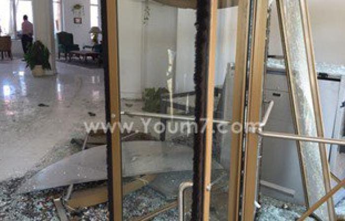 مصدر: ارتفاع ضحايا حادث فندق العريش من الشرطة لـ 3 بعد استشهاد أمين شرطة