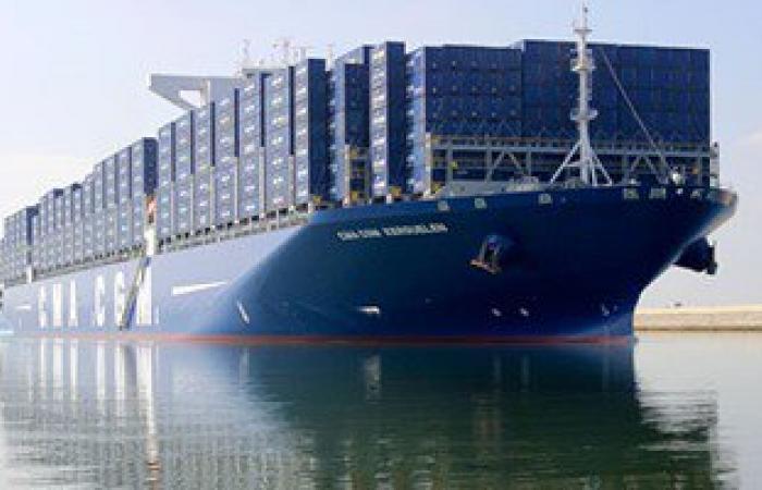 540 ناقلة بترول وسفينة عبرت القناة بحمولات 37109 ألف طن فى أكتوبر الماضى