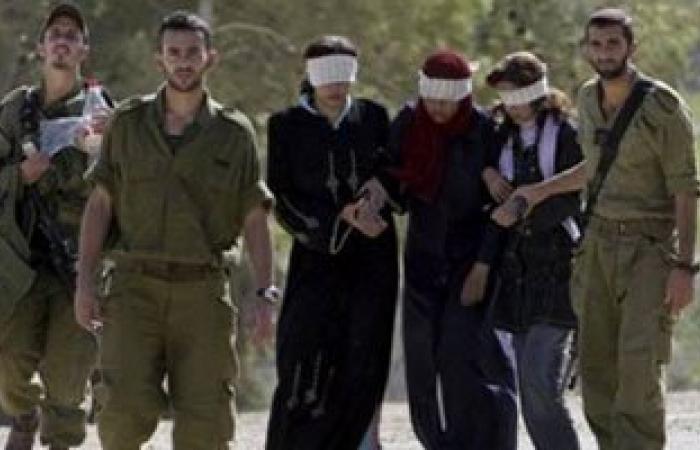 الاحتلال الإسرائيلى يعتقل 15 فلسطينيا فى رام الله