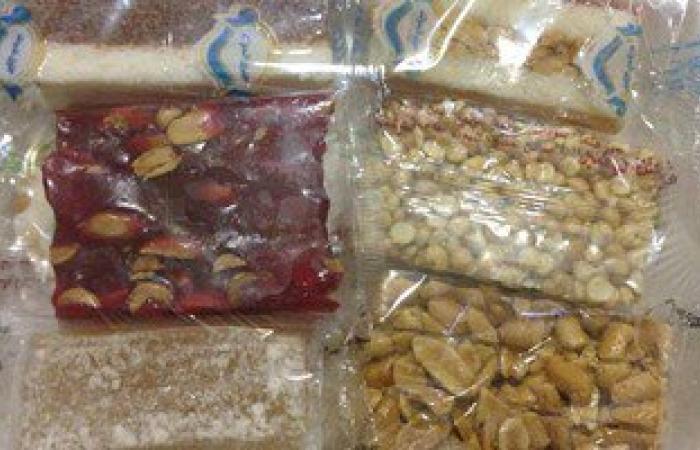 القبض على صاحب مصنع لحيازته طن حلوى المولد منتهية الصلاحية بالقاهرة