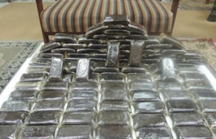 محكمة جنايات طنطا تنتقل لمعاينة منزل متهم بحيازة المخدرات