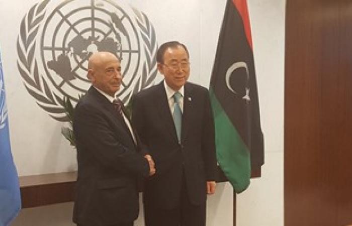 رئيس البرلمان الليبيى: اتفاق الصخيرات صفحة جديدة ستنتج بلد ديمقراطى