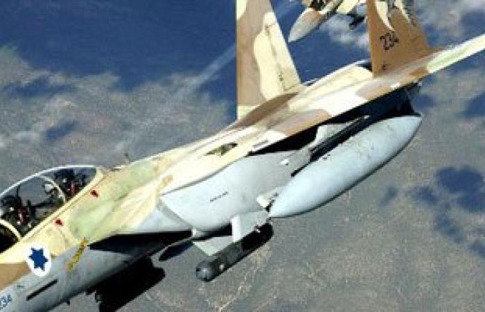 طائرتان حربيتان إسرائيليتان تخرقان الأجواء اللبنانية