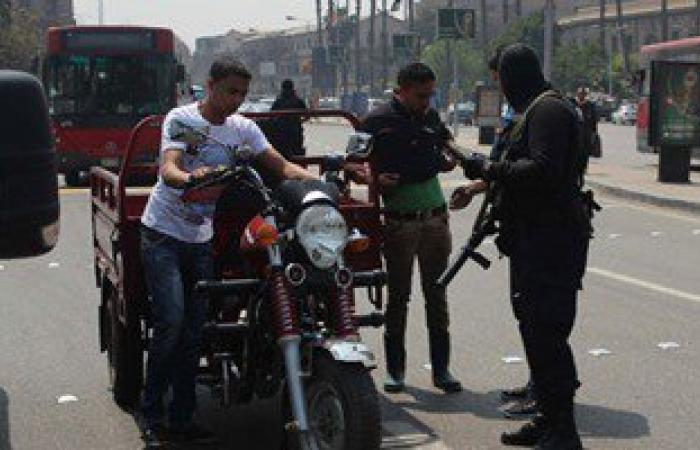 مرور الجيزة يحرر 530 مخالفة مرورية بقطاع أكتوبر