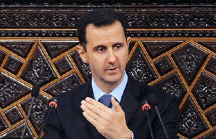الرئيس السورى: المطالبة بتغيير النظام تطيل أمد الأزمة