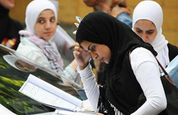 """""""التعليم"""" تدرب طلاب الثانوية على مواصفات ورقة الامتحانات الجديدة"""
