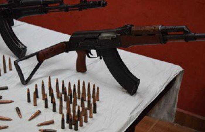 أمن دمياط يشن حملة مكبرة لضبط حائزى الأسلحة النارية غير المرخصة