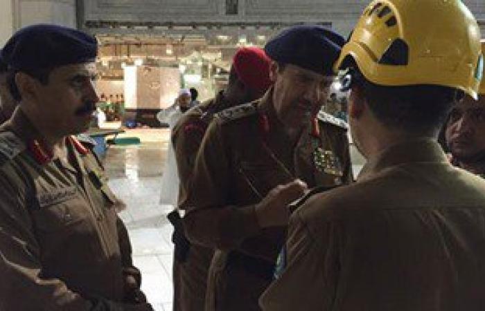 الدفاع المدنى السعودى يجلى 80معتمرا من فندق تحت الترميم بالمدينة المنورة
