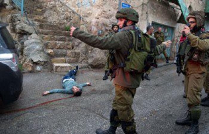 استشهاد فلسطينى وإصابة 40 برصاص الجيش الإسرائيلى فى قطاع غزة