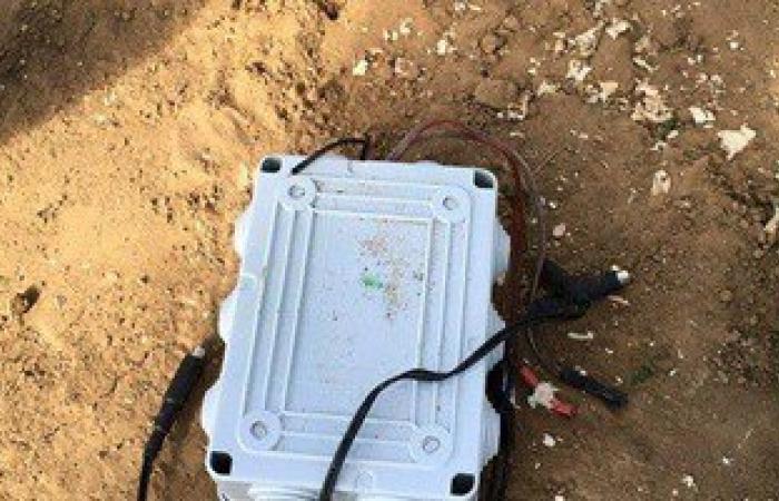 بالصور.. حركة الصابرين تعلن مسئوليتها عن تفجير عبوة فى دورية إسرائيلية