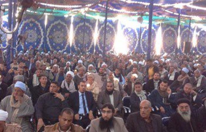 """عقد جلسة صلح بين عائلتى """"آل عثمان وآل يوسف"""" بالعديسات فى الأقصر.. اليوم"""