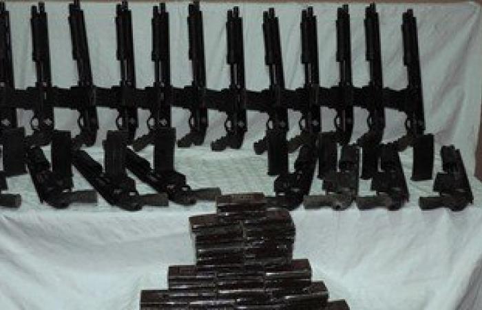 الأمن العام يضبط 78 قطعة سلاح و179 قضية مخدرات خلال 24 ساعة