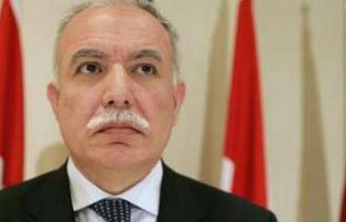 وزير خارجية فلسطين: عضوية مصر بمجلس الأمن ستغير شكل القضية الفلسطينية أمام العالم