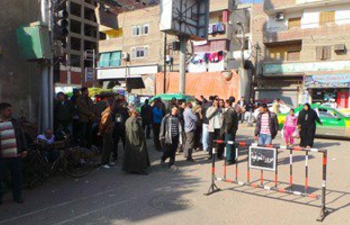"""اجتماع مغلق لمحافظ المنوفية ومدير الأمن مع مسئولى وعمال """"غزل شبين الكوم"""""""