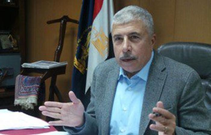 مساعد وزير الداخلية لوسط الدلتا يشارك فى احتفالات المولد النبوى فى طنطا