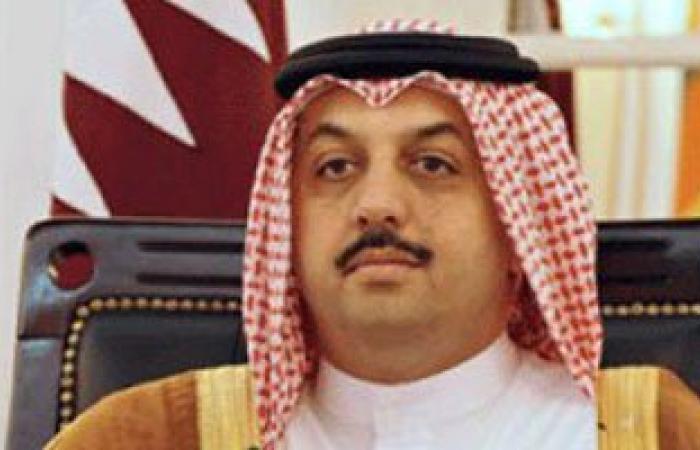 وزير خارجية قطر: خطر الإرهاب يكمن فى استمرار الأنظمة الديكتاتورية
