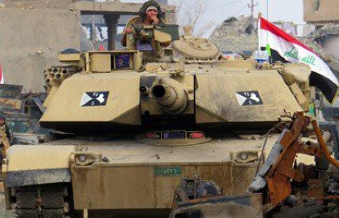 """بالصور.. القوات العراقية تواصل التقدم لتحرير الرمادى من سيطرة """"داعش"""""""