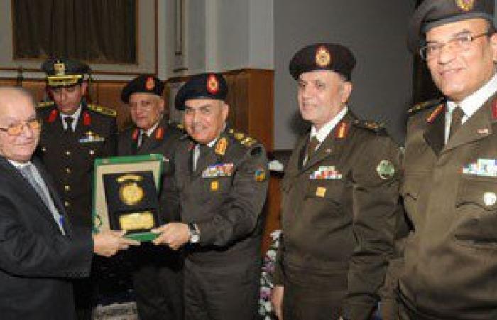 وزير الدفاع يشهد الاحتفال باليوبيل الذهبى لمستشفى القوات المسلحة بالمعادى