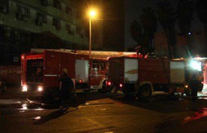 """إخماد حريق نشب بشقة سكنية بـ""""الزيتون"""" دون وقوع إصابات"""