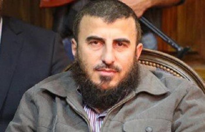 """جيش الإسلام يعين عصام بويضانى قائدا بعد مقتل """"علوش"""" فى غارة روسية بسوريا"""