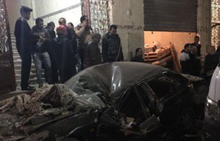 استشهاد ضابط الأمن الوطنى المصاب فى إنفجار الهرم بعد تدهور حالته الصحية