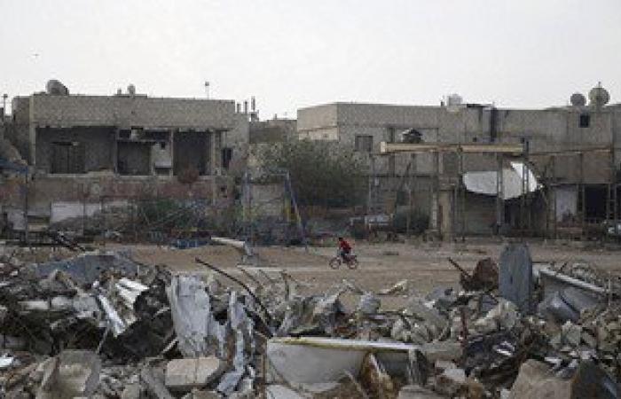 أمريكا تجهز قاعدة عسكرية جوية شمال شرق سوريا