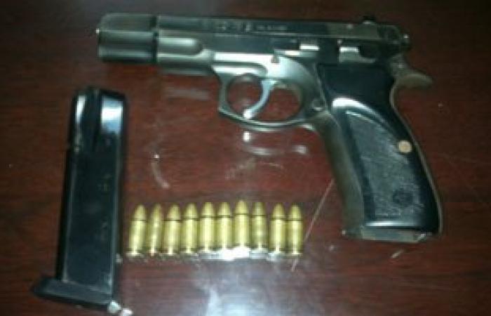 إصابة ضابط وسرقة سلاحه من قبل تجار مخدرات بمقابر أبو كبير فى الشرقية