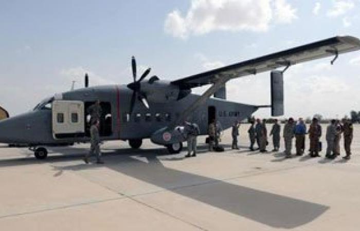 الولايات المتحدة تشرع فى تجهيز قاعدة جوية شمال شرق سوريا