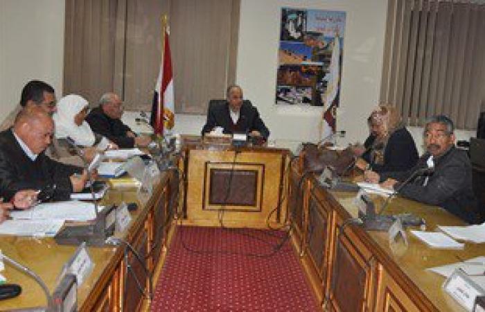 محافظة الوادى الجديد تنهى استعداداتها للاحتفال بذكرى 25 يناير