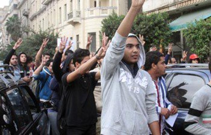 """اليوم .. الحكم على 4 أعضاء بـ 6 إبريل متهمين بالتظاهر فى """"ذكرى محمد محمود"""""""