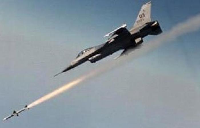 طائرات التحالف العربى تواصل قصف مواقع للمليشيات الحوثية وصالح بصنعاء