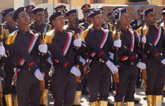 اليوم..عرض عسكرى احتفالا بعيد الشرطة فى جنوب سيناء