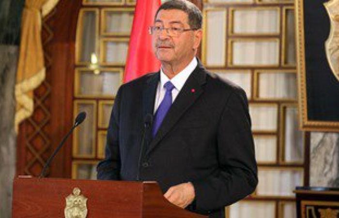 رئيس الوزراء التونسى: جماعات إرهابية حاولت بث سمومها لهدم البلاد