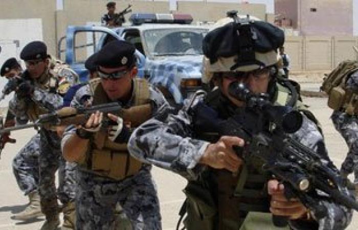 مقتل 4 من قوات الأمن العراقية فى سلسلة تفجيرات غربى البلاد
