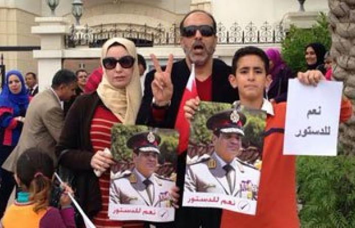 الجالية المصرية بالسعودية: سنقاضى التربية والتعليم إذا لم تحل قضية الترمين