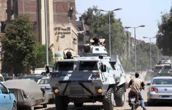 الأمن يفض مظاهرة للإخوان فى السنطة بالغربية ويلقى القبض على 7