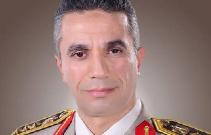 المتحدث العسكرى: سقوط طائرة F16 خلال تنفيذ طلعة تدريبية واستشهاد طاقمها