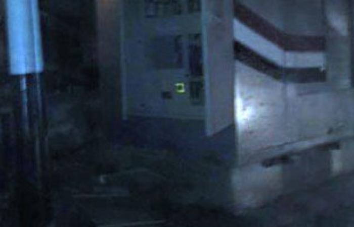 بالصور.. انفجار محول كهرباء بمحيط مجلس مدينة ههيا بالشرقية