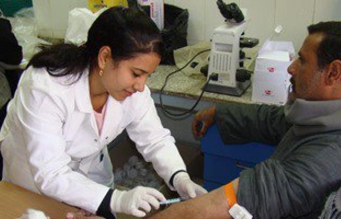 طب المنصورة تنظم قوافل طبية بمركز بلقاس