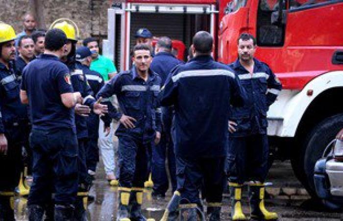 تحطم حوائط شقة سكنية نتيجة انفجار أسطوانة بوتجاز فى إمبابة بدون إصابات