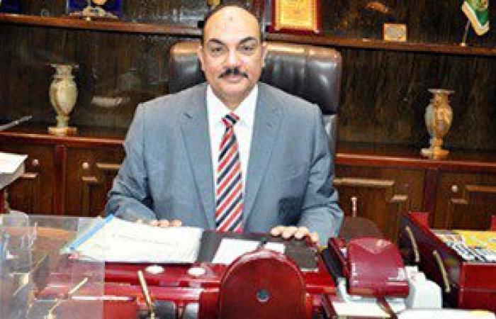محافظ القليوبية يقدم العزاء لأسرة الشهيد العقيد أحمد عبد النبى عطوة