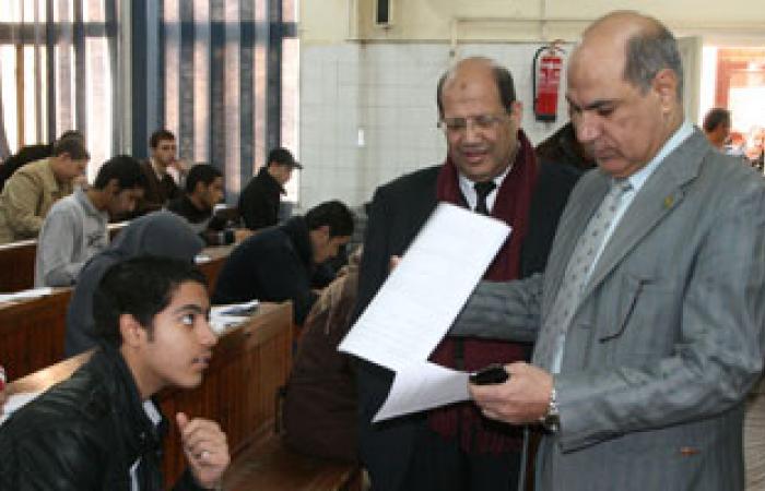 رئيس جامعة كفر الشيخ: إلغاء المذكرات بالكليات والتحول إلى الكتب المرجعية