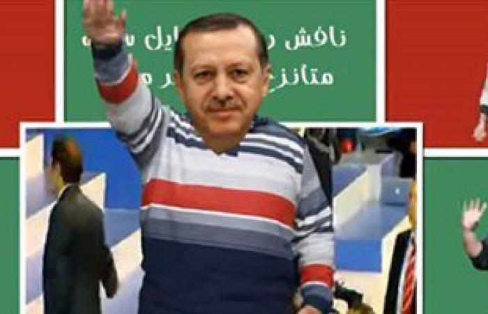 """بالفيديو.. بعد تصريحاته المسيئة.. المصريون يهدون اغنية """"أردوغان البغبغان"""" لـ""""أرجوز تركيا"""""""