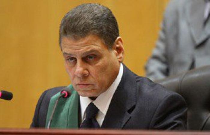 """قاضى التخابر مع قطر لـ""""مرسى"""": """"استئذن الدفاع الأول وبعدين أتكلم"""""""