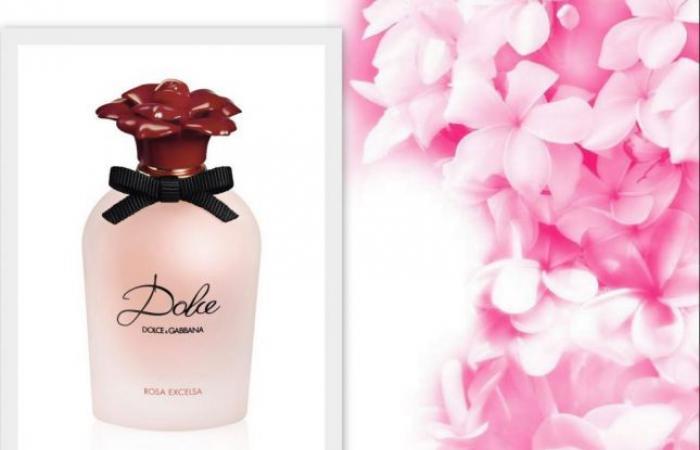 حديقة أزهار في عطر Dolce Rosa Excelsa من D&G