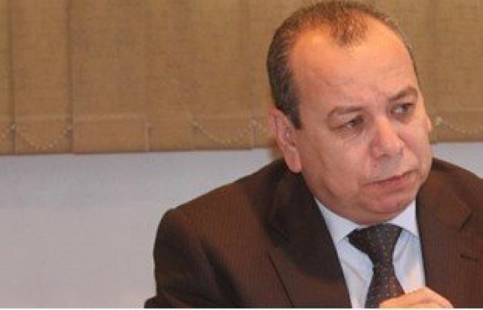 محافظ دمياط يبحث مع الشركة التركية للمنسوجات تدعيم صندوق الخدمات