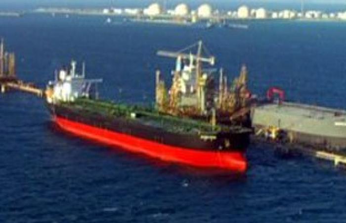 قوات البحرية الليبية فى طرابلس تضبط ناقلة نفط مهربة ترفع علم سيراليون