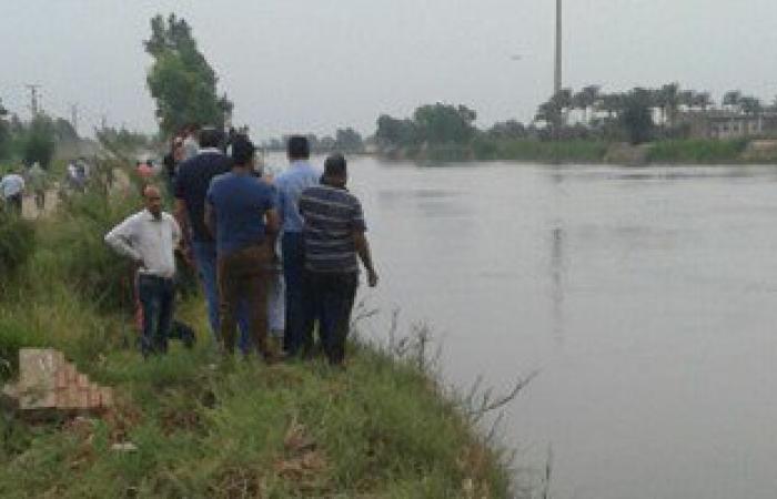 جهود مكثفة لقوات الإنقاذ النهرى بالبحيرة لانتشال جثة عجوز غرق بترعة النصر